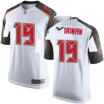 Youth Breshad Perriman Tampa Bay Buccaneers Game White Jersey